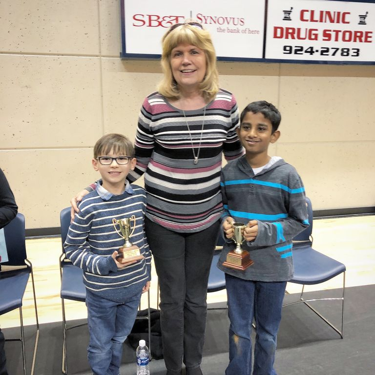 Lower School Math Students Excel at Georgia Southwestern Tournament