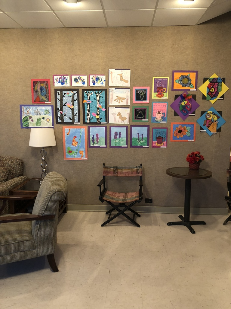 Stratford Student Artwork on Display at MLT