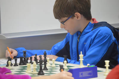 Chess Empowerment Association Hosts Inaugural Spring Chess Tournament