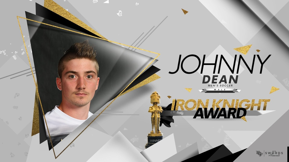 Jonathan Dean '15 Receives UCF Iron Knight Award