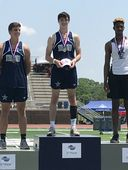 McKinley Thompson Wins State Championship in High Jump at GHSA State Track Meet