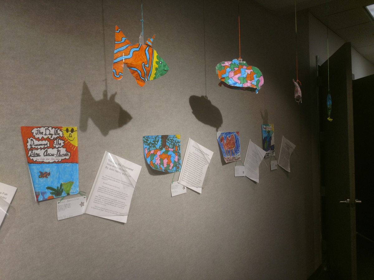 Stratford Third-Grade Student Science Projects Displayed at Museum of Arts and Sciences