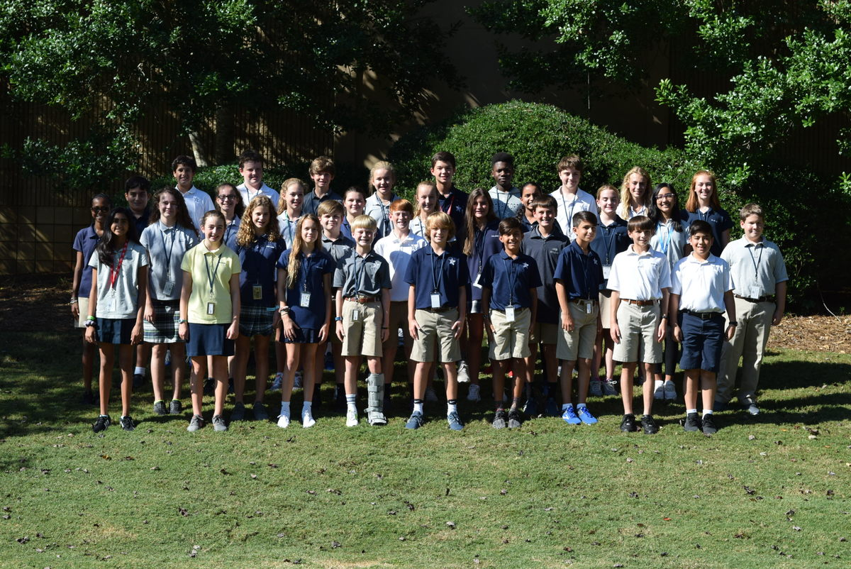 Stratford Has 36 Seventh-Grade Students Selected to Participate in the 2018 Duke Talent Identification Program (TIP)